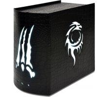 Opus Illuminated Card Chest Dragonhide