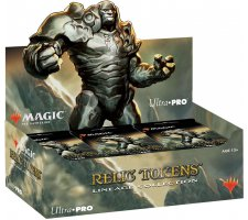 Relic Tokens Display: Lineage Collection