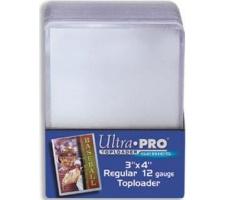 Toploaders Clear (25 stuks)