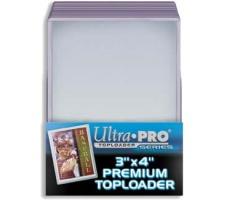 Toploaders Premium Super Clear (25 stuks)