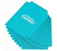 Ultimate Guard Card Dividers: Aquamarine (10 pieces)