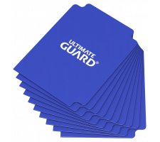 Ultimate Guard Card Dividers: Blue (10 pieces)