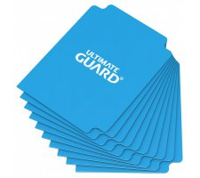 Ultimate Guard Card Dividers: Light Blue (10 stuks)