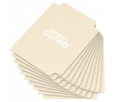 Ultimate Guard Card Dividers: Sand (10 pieces)