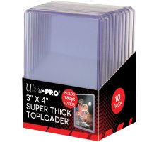 Toploaders Super Thick Clear (10 pieces)