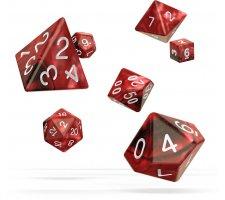 Oakie Doakie Dice Set RPG Gemidice: Vampire (7 pieces)