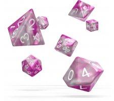Oakie Doakie Dice Set RPG Gemidice: Magnolia (7 pieces)