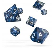Oakie Doakie Dice Set RPG Gemidice: Liquid Steel (7 pieces)