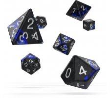 Oakie Doakie Dice Set RPG Enclave: Sapphire (7 pieces)