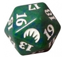 Spindown Die D20 Magic Origins