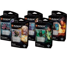Planeswalker Deck Core Set 2019 (set of 5)