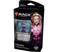 Planeswalker Deck Core Set 2019: Liliana