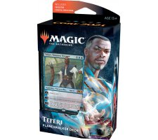 Planeswalker Deck Core Set 2021: Teferi