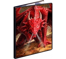 4 Pocket Portfolio Wrath of the Dragon