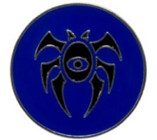 Guild Pin: House Dimir