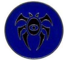Guild Pin: House Dimir