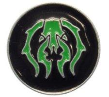 Guild Pin: Golgari Swarm