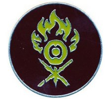 Guild Pin: Gruul Clans