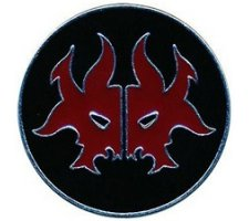 Guild Pin: Cult of Rakdos