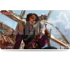Playmat Aether Revolt: Kari Zev, Skyship Raider