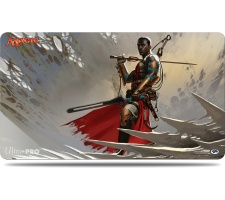 Playmat Battle for Zendikar: Resolute Blademaster