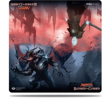 Duel Playmat Blessed vs. Cursed