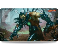 Playmat Commander 2015: Ezuri, Claw of Progress