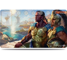 Playmat Commander 2016: Kynaios and Tiro of Meletis