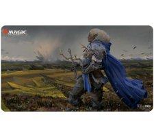 Playmat Commander Adventures in the Forgotten Realms: Galea, Kindler of Hope