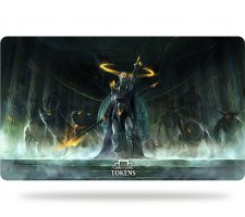 Card Game Tokens Playmat Demon (incl. Protective Tube)