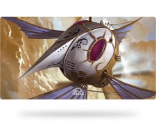 Card Game Tokens Playmat Thopter (incl. Protective Tube)