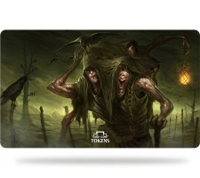 Card Game Tokens Playmat Zombie Brothers (incl. Protective Tube)