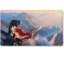 Dragon Shield Playmat Crimson: Logi