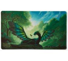Dragon Shield Playmat Emerald: Rayalda