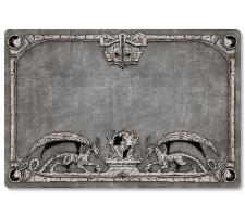 Dragon Shield Playmat Grey