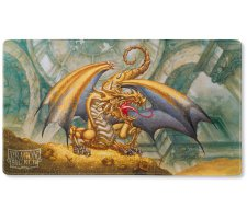 Dragon Shield Playmat Gold: Gygex