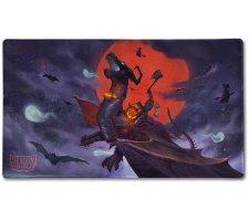 Dragon Shield Playmat Art: Halloween Dragon