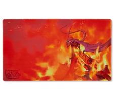 Dragon Shield Playmat Orange: Usaqin