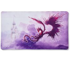 Dragon Shield Playmat Clear Purple: Racan