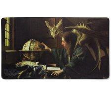 Dragon Shield Playmat Art: The Astronomer