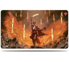 Playmat Throne of Eldraine: Irencrag Feat