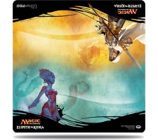 Duel Playmat Elspeth vs. Kiora