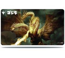 Playmat Ikoria: Lair of Behemoths: Ghidorah, King of the Cosmos (incl. Playmat & Artwork Tube)