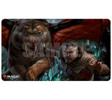 Playmat Ikoria: Lair of Behemoths: Go for Blood