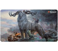 Playmat Ikoria: Lair of Behemoths: Kaheera, the Orphanguard