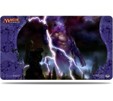 Playmat Journey into Nyx: Keranos, God of Storms
