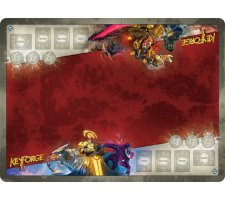 Duel Playmat Keyforge: Architect's Vault