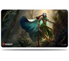 Playmat Commander Kaldheim: Lathril, Blade of the Elves
