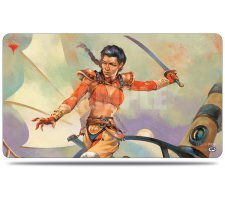 Magic Mouse Pad: Captain Sisay (XL)