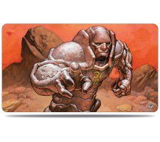 Magic Mouse Pad: Karn, Silver Golem (XL)